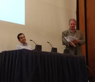 Mario Savini and Adam Zaretsky
